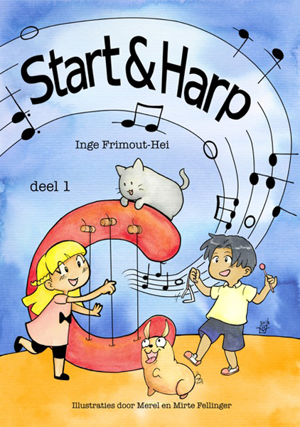 Start & Harp - Deel 1 - Inge Frimout-Hei