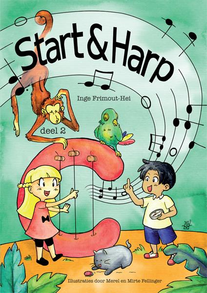 Start & Harp - Deel 2 - Inge Frimout-Hei