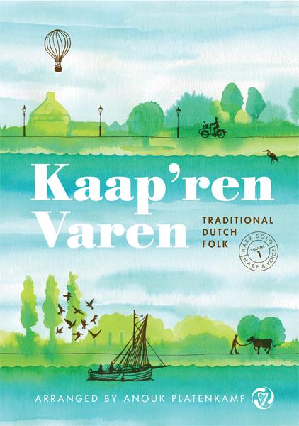 Kaap'ren Varen - Arr. Anouk Platenkamp