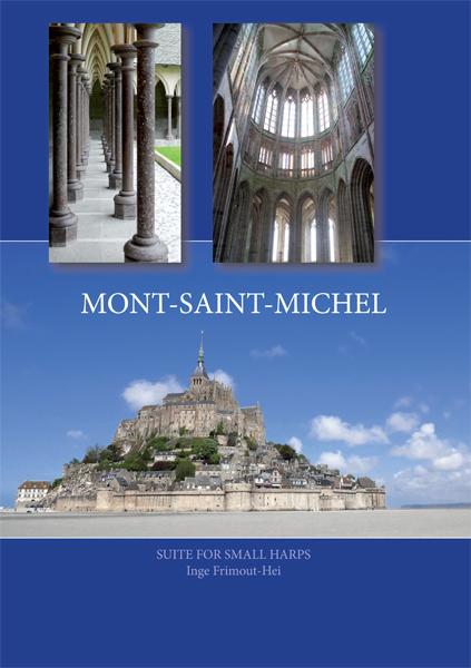 Mont-Saint-Michel - Inge Frimout-Hei