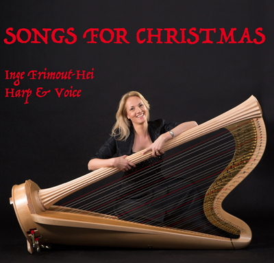 Songs for Christmas CD - Inge Frimout-Hei