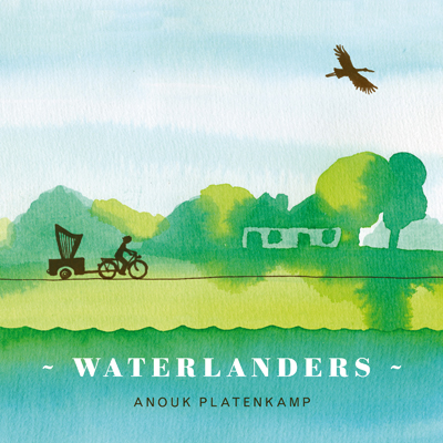 Anouk Platenkamp - Waterlanders