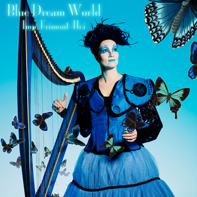 Album Download - Blue Dream World - Inge Frimout-Hei