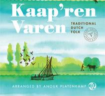 Kaap'ren Varen - Traditional Dutch Folk <br />-PDF Sheet music by Anouk Platenkamp