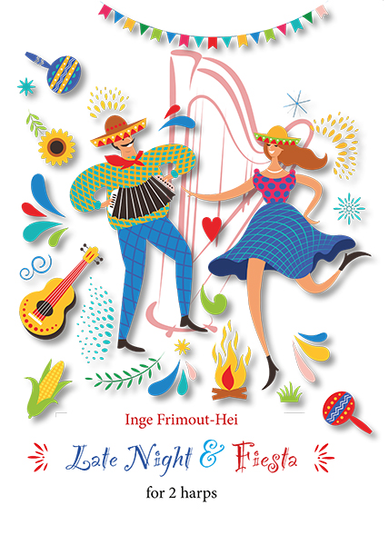 Late Night & Fiesta - Inge Frimout-Hei