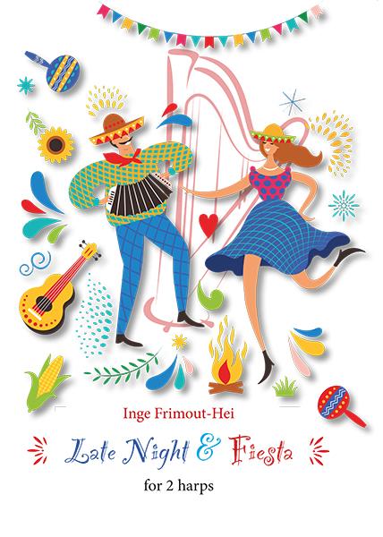 Late Night & Fiesta - Inge Frimout-Hei