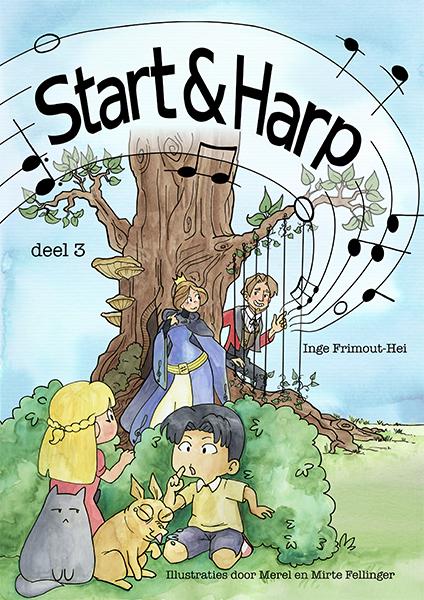 Start & Harp - Deel 3 - Inge Frimout-Hei